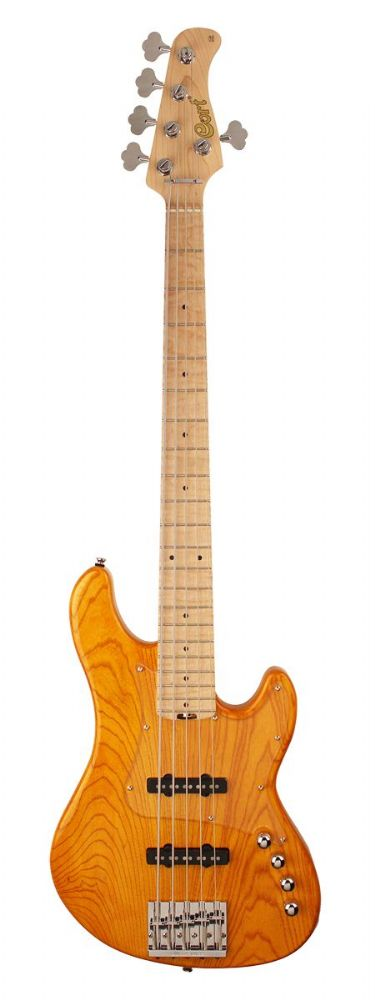 Cort Bass GB75 JJ Amber